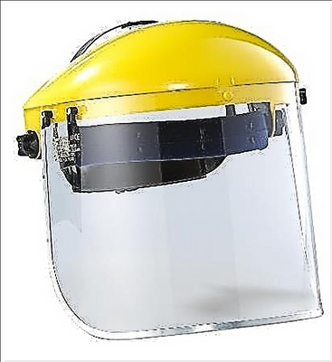 FACE SHIELD CLEAR-COMPLETE AS/NZS1337