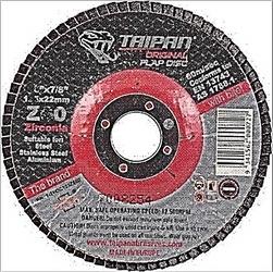 FLAP DISC 125MM 080 GRIT